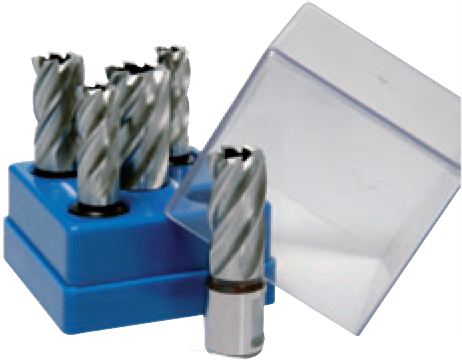 Short carbide core drill Box