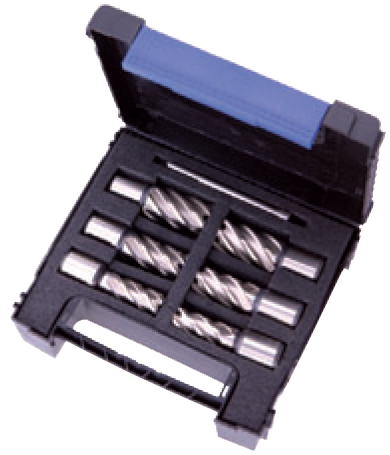 HSS-Cobalt 8% Core drill cassette