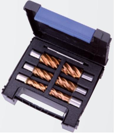 HSS-VarioPLUS short core drill Cassette