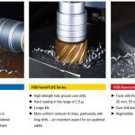 Three types of PREMIUM annular cutters