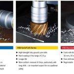 Three types of PREMIUM annular cutters