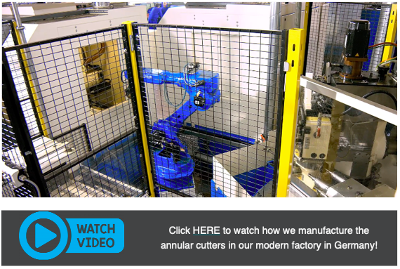 annular cutters manufacturing factory