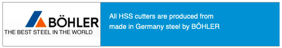 HSS Annular Cutters - Made in Germany