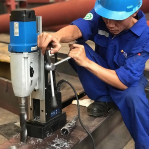 What is a Magnetic Drill Press?