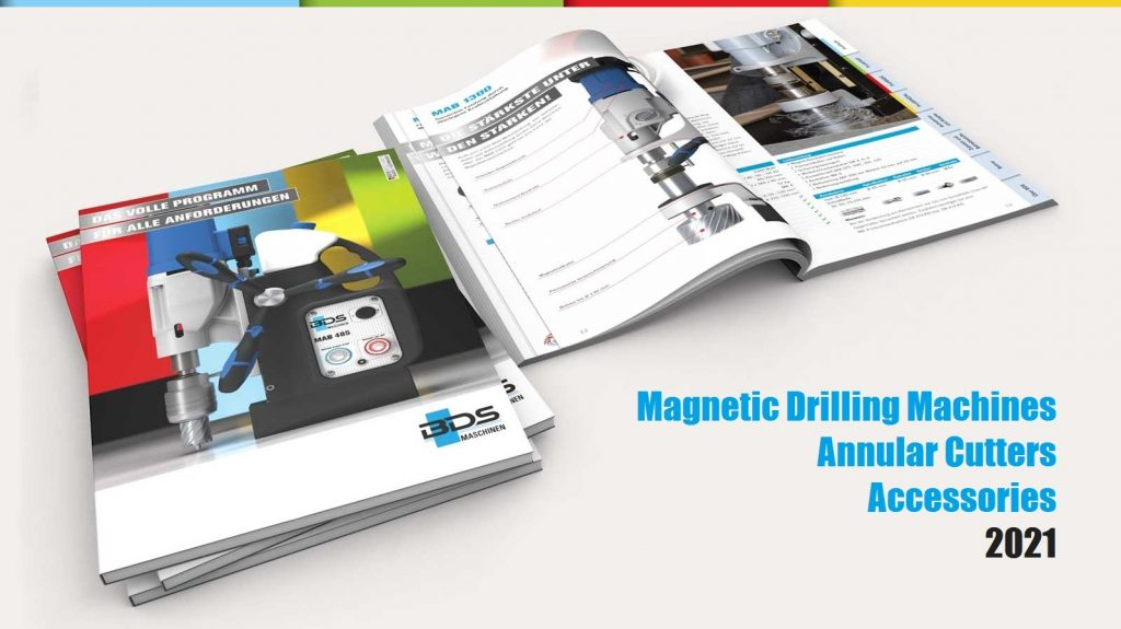 magnetic drill press catalogue