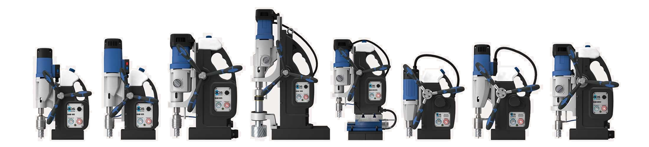 New Catalogue 2021 - New Generation Of Magnetic Drilling Machines