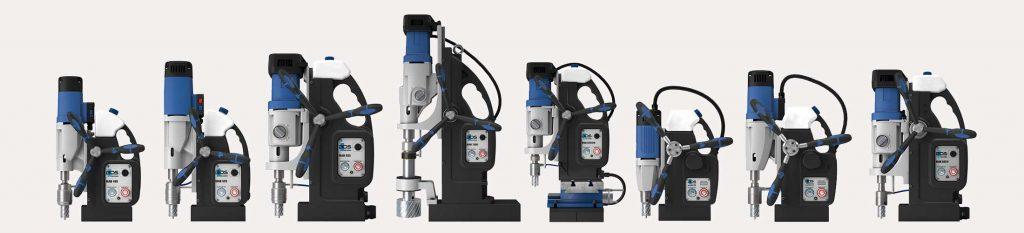 magnetic drill press range