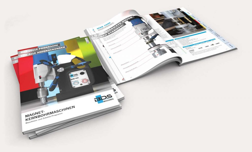magnetic drilling machine catalogue