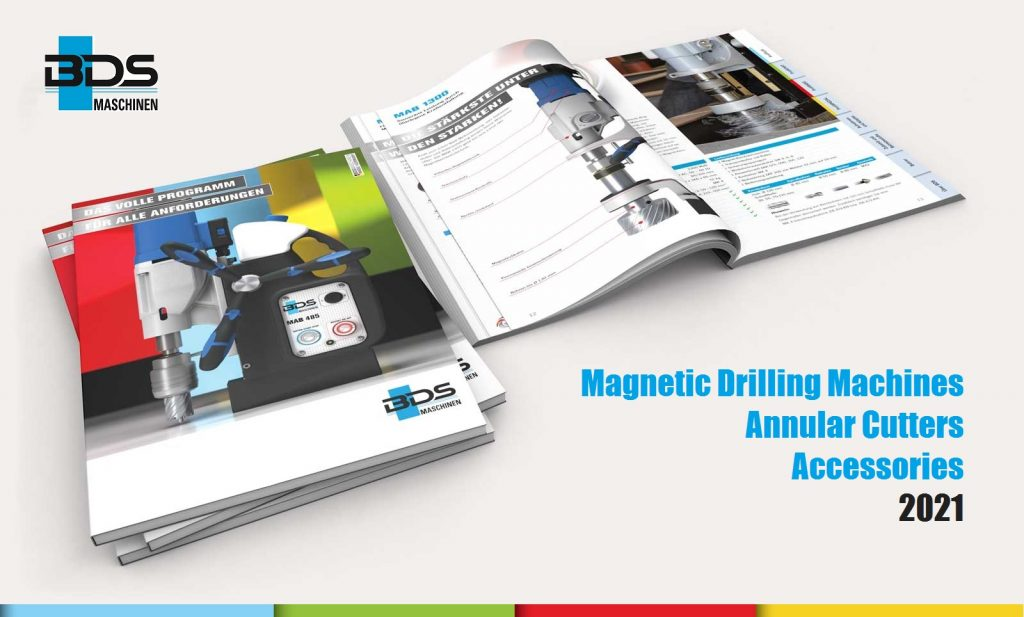 magnetic drilling machne catalogue