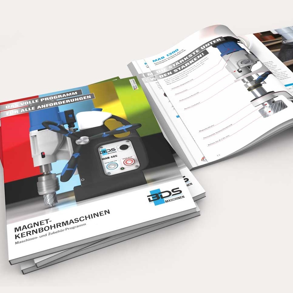new magnetic drilling machine catalogue