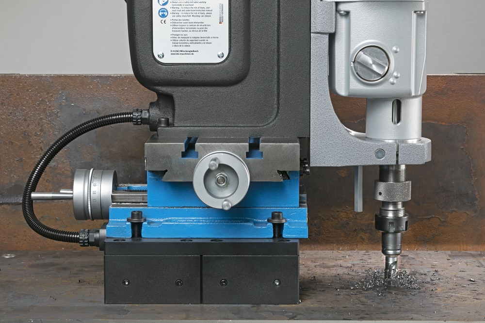 Drilling and milling
