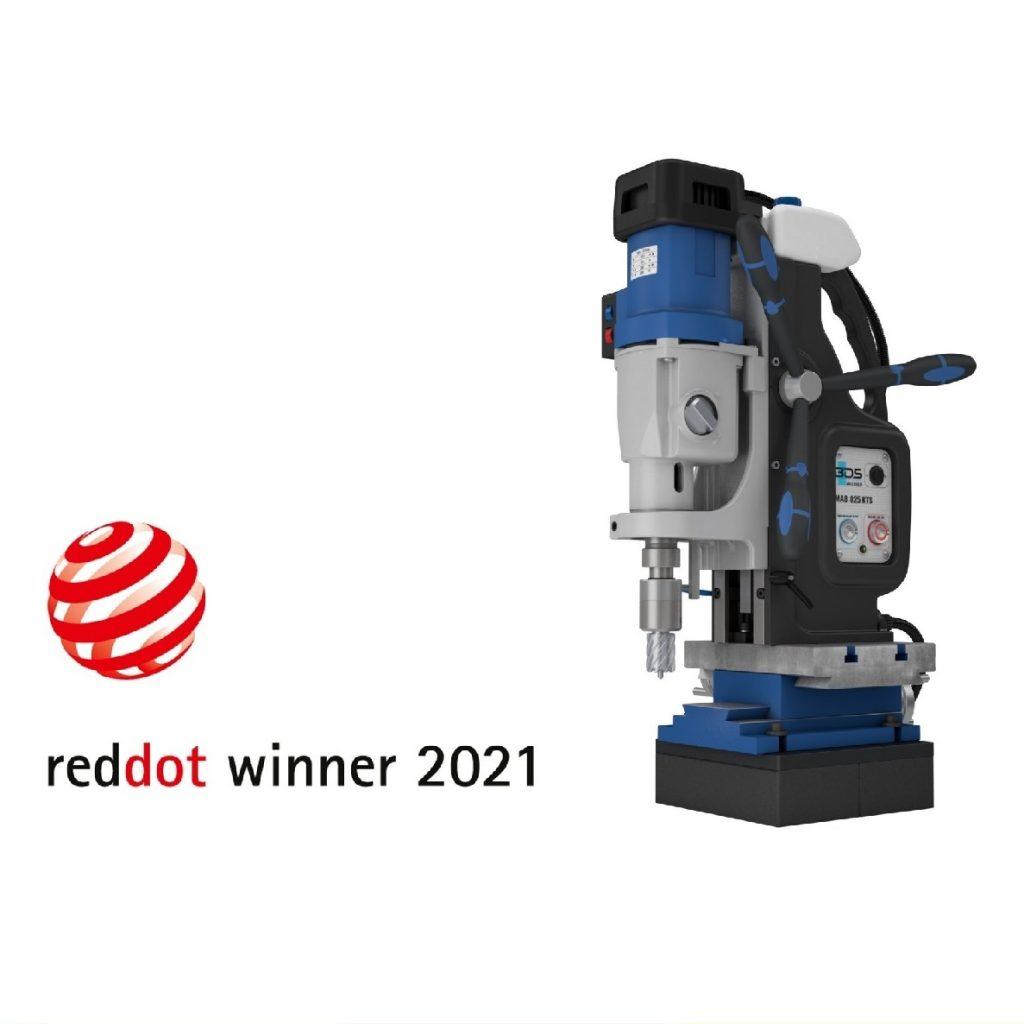 Red Dot Product Design Award Winner 2021