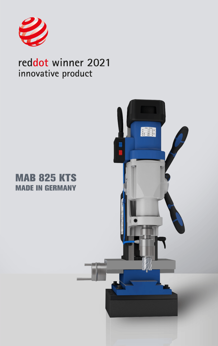 Magnetic Drilling Machines & Annular Cutters   BDS Machines